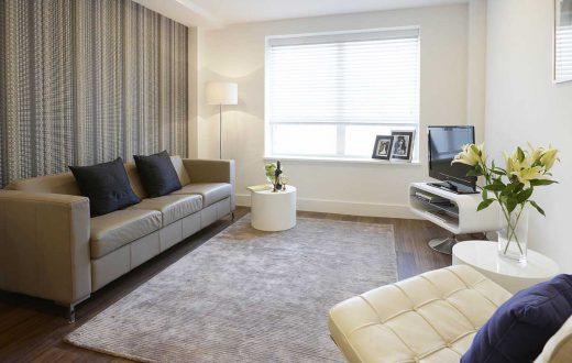 Show apartment interior